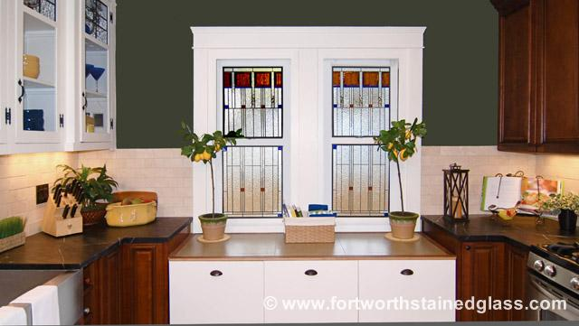Fort Worth Stained Glass Styles